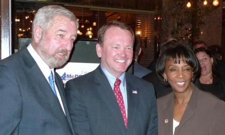 Cooley-McDonnell-Lacey-March Fundraiser